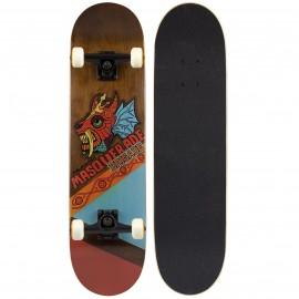 Skateboard Masquerade Brigade RGB NIJDAM 52NT-RGB