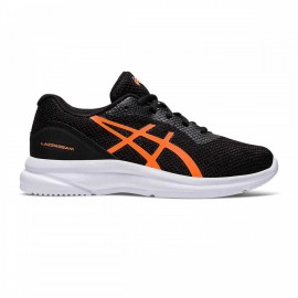 Kids' Shoes Asics Εφηβικό Παπούτσι Athleisure Ss20 Lazerbeam Gs 1014A133-001 Black-Orange