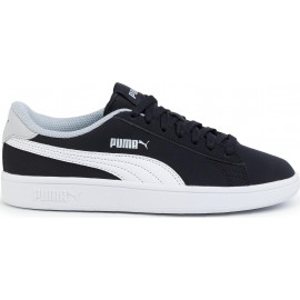 Παπούτσι Παιδικό Sneaker PUMA - Smash v2 Buck Jr 365182-14 Puma Black/Pw/High Rise