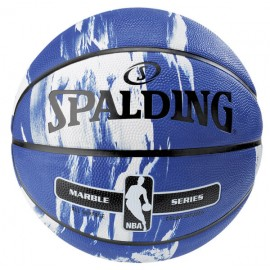 NBA MARBLE SERIES BLUE WITH WHITE
