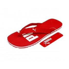 Παιδική σαγιονάρα PUMA Basic Flip II JR κόκκινη (348092 01)