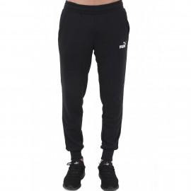 Ανδρική φόρμα Men's Puma Essential Slim Pant In Black | 852429-01