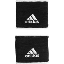 Περικάρπια adidas Tennis Wristbands Small x 2 ΜΑΥΡΟ-ΛΕΥΚΟ FK0912