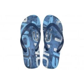 Αντρικές σαγιονάρες O'NEILL FTM Profile Logo Pattern μπλε (503694 5900)
