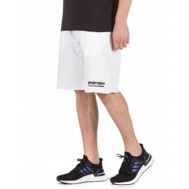 BODY ACTION MEN'S BERMUDA SHORTS 033031-02 Λευκό