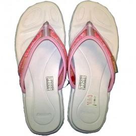 Παιδικές παντόφλες REEBOK Party Splendor λευκές/ροζ (7F 182239)