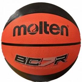 Μπάλα μπάσκετ Molten Outdoor Rubber BC7R2-RK