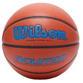 Μπάλα Μπάσκετ Wilson Evolution Pro 295 Size 7 Indoor Basket Ball (B0595XB74)