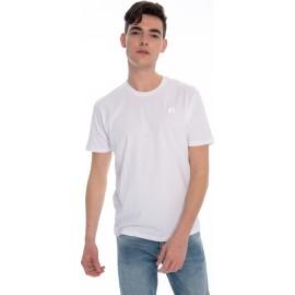 Αντρικό T-Shirt Russell ATHLETIC T-SHIRT (A0-001-1--001 WHITE)