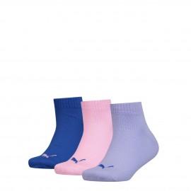 Puma Kids Quarter 3P Παιδικές Κάλτσες 194011001-507