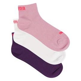 Puma Kids Quarter 3P Παιδικές Κάλτσες 194011001-246