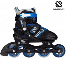 "Nijdam Inline Skates Ρυθμιζόμενα ""Go Crossing"" N20AA03"