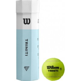 Μπαλάκια Τέννις Wilson Triniti x 4