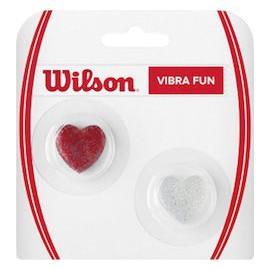 VIBRA FUN GLITTER HEARTS