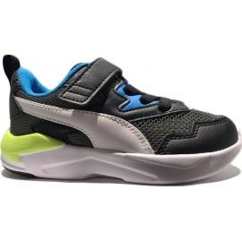 Παιδικά Αθλητικά Παπούτσια PUMA JR X-Ray Lite AC Inf (374398-04) ΥΠΟΔΗΜΑ Μαύρο