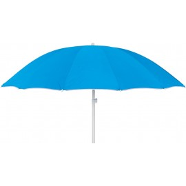 Ομπρέλα παραλίας Escape 2,4m αλουμινίου μπλε ανοιχτό (12006)