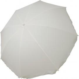 Ομπρέλα παραλίας Escape 2m σπαστή εκρού (12032)