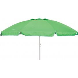 Ομπρέλα παραλίας Escape 2m σπαστή αλουμινίου με αεραγωγό πράσινη (12031)