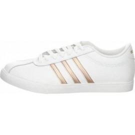 Γυναικεία Παπούτσια FW4168 ADIDAS COURTSET ΚΩΔΙΚΟΣ: FW4168-ΛΕΥΚΟ/ΧΑΛΚΙΝΟ