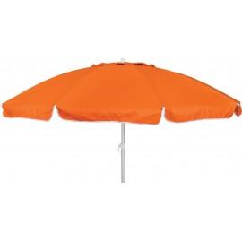 Ομπρέλα παραλίας Escape 2m αλουμινίου με αεραγωγό πορτοκαλί (12030)