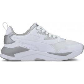 Γυναικεία παπούτσια Puma X-Ray Lite Wmn'S Metall 374737-03 Puma White-Puma White-Puma Silver