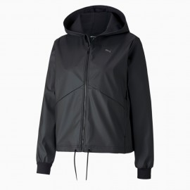 Warm-Up Shimmer Hooded Women's Training Jacket 519481-01
