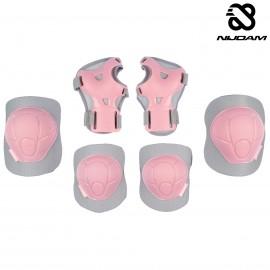 """Nijdam Προστατευτικό Σετ """"Concrete Rose"""" N61EC02"""