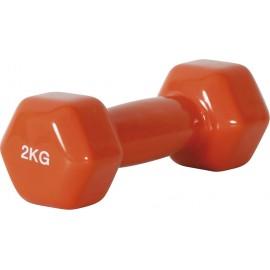 Βαράκι Γυμναστικής Βινυλίου 2 κιλών Amila 90503