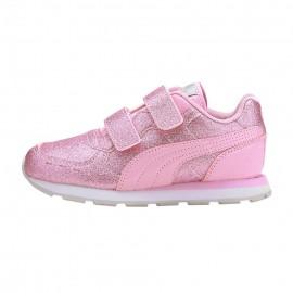 Παιδικα - Βρεφικα Αθλητικά PUMA Vista Glitz V PS 369720-11 Ρόζ Glitter
