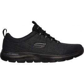 Ανδρικά Παπούτσια Skechers Summits 232186-BBK ΜΑΥΡΟ