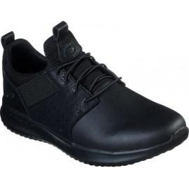 SKECHERS ΠΑΠΟΥΤΣΙ ΑΝΔΡΙΚΟ -Delson - Axton (65870-BBK) BLACK