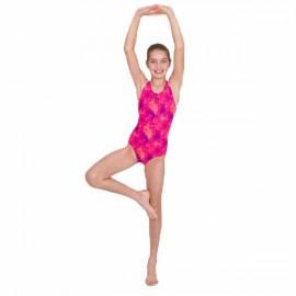 SPEEDO JR Girl's Disney Princess Allover Splashback Swimsuit Pink 07386-F370GΜΑΓΙΟ