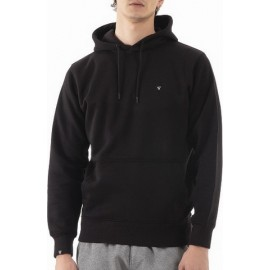 Magnetic North Mens Hoodie Φούτερ Μαύρο 19082 Black