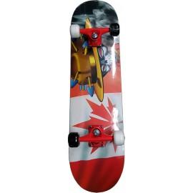 Skateboard Τροχοσανίδα στενή Νο 2 Αθλοπαιδια 4001 Canadian