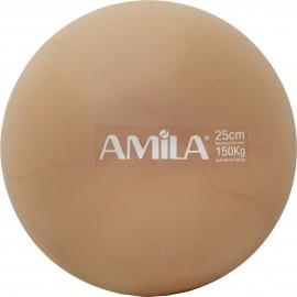 Μπάλα Pilates 25cm Χρυσή 95815