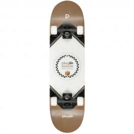 Skateboard Τροχοσανίδα PLAYLIFE 19.880279 Hardcore Bronze, 31X8 ίντσες