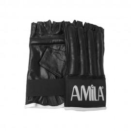 Γάντια σάκου δερμάτινα, M 43698