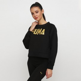 Puma Athletics Crew Sweat FL SWEATER (580514-01)