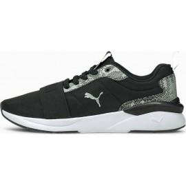 Γυναικεία παπούτσια Puma Rose Plus Untamed Women's Black 368870-01