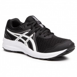 Παπούτσια ASICS - Contend 7 Gs 1014A192-002 Black/White