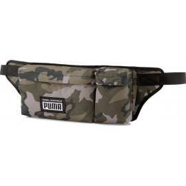 Αθλητικό Τσαντάκι Μέσης Ss21 Puma Academy Multi Waist Bag 077303 -04Forest Night-Camo