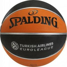Μπάλα Μπάσκετ SPALDING EUROLEAGUE TF 150 outdoor (84 003Z1)