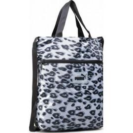 Puma Τσάντα Core POp Shopper 077926-02 Γκρι