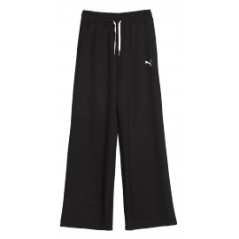 Γυναικείο Αθλητικό Παντελόνι Ss21 Puma Sports Widepants 585960-01 black