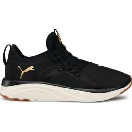 Γυναικεία Παπούτσια Women's Puma Softride Sophia Eco 194862-01 Black/Gold/Marshmallow
