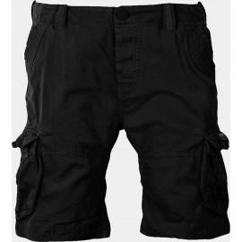 Αντρική βερμούδα Magnetic North Cargo Shorts 20020-BLACK Μαύρο