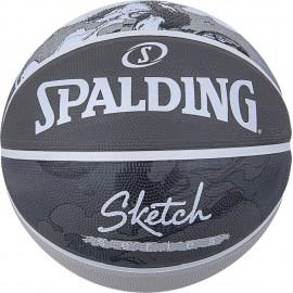 Μπάλα μπάσκετ Spalding Sketch Jump 84 382Z1
