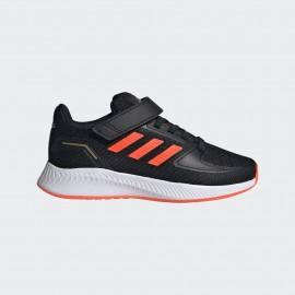 Παιδικά παπούτσια Adidas RUNFALCON 2.0 C RUNFALCON 2.0 C GZ7436 BLACK/RED/WHT
