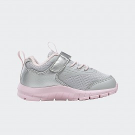 REEBOK RUSH RUNNER 4 H67784 Silver/pink