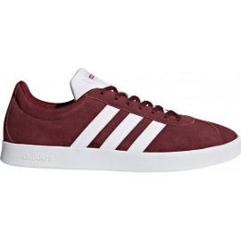 Αντρικά παπούτσια Adidas vl court 2.0 DA9855 Μπορντώ